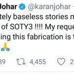 Karan Johar on launching Ex Bigg Boss Contestant Asim Riaz in Student of the Year 3