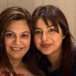 Bigg Boss Contestant Shehnaaz Kaur Gill with Siddharth Shukla's sister