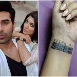 Bigg Boss Contestant - Akansha Puri gets a new tattoo