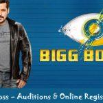 Bigg Boss 14 Audition