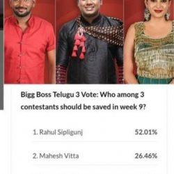 Bigg Boss 3 Telugu: Tough Competition Between Himaja and Mahesh