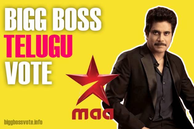 Bigg Boss Telugu Vote Season 4